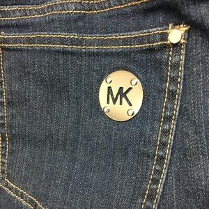 Ladies Michael Kors straight jeans size 12